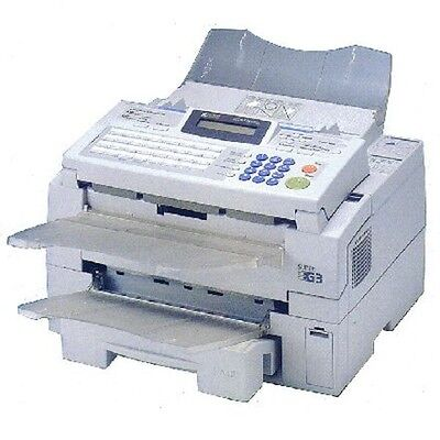 Ricoh FAX 1800L Desktop type transceiver laser fax high-performance scanning