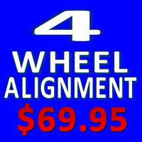 ALIGNMENT SPECIAL-ONLY $69.95 CALL 613-831-8800**AFFORDABLE AUTO