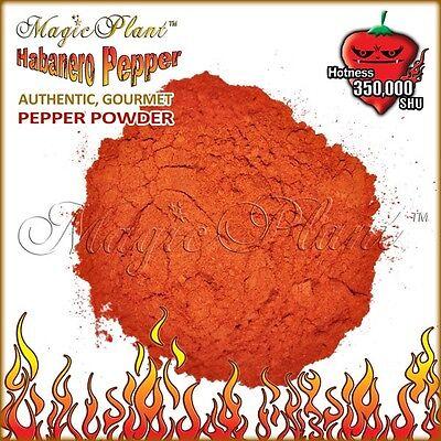Habanero Powder / Dried Habanero Pepper Powder (1kg=2.2LB) Very Hot Chili Powder for sale  Johnson City