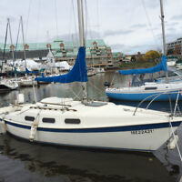 Tanzer 22' Sailboat