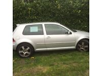 Golf iv gt tdi for sale