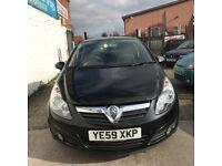 Vauxhall Corsa 1.4I 16V SXI (black) 2010