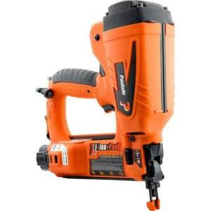 PASLODE 18ga Impulse Cordless Li-ion Brad Nailer IM200Li 918000 - Refurbished - Kit w/ battery, charger, case, glasses!