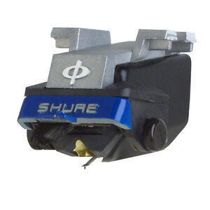 Shure M97xE High-Performance Magnetic Turntable Phono Cartridge