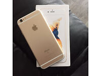 ~ APPLE IPHONE 6S EXCELLENT CONDITION BOXED GOLD ~