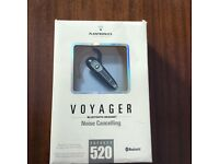 Plantronics Voyager noise cancelling Bluetooth headset