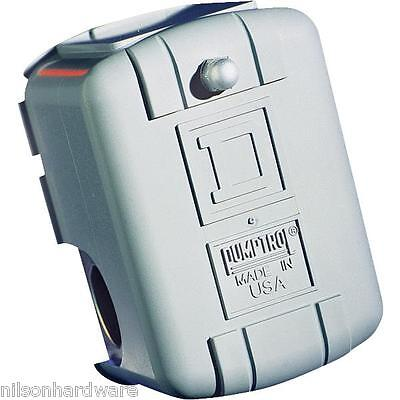 Square D Well Water Pump Pressure Switch Pumptrol 2040 Psi Fsg2j20bp