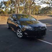 2014 Ford Focus Sport Hatchback LW MKII Manual Adelaide CBD Adelaide City Preview