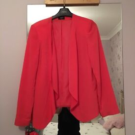 Oasis coral jacket
