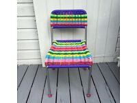 Children's IKEA chair