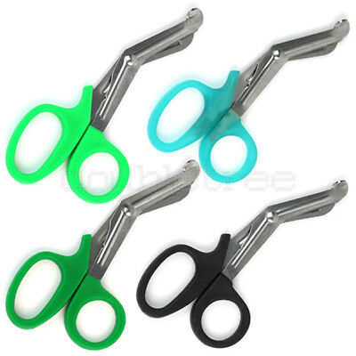 Emt Shears Scissors Bandage Paramedic-trauma Medical Nurse 6 Stainless Steel