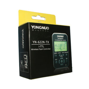 Yongnuo YN-622N-TX i-TTL LCD Flash Trigger for Nikon