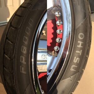 "Lexani Arnage 20"" Rims And Tires Regina Regina Area image 3"