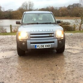 LAND ROVER DISCOVERY 3 2.7 TD V6 XS 5Dr 7Seater ***ONLY 69000 MILES***