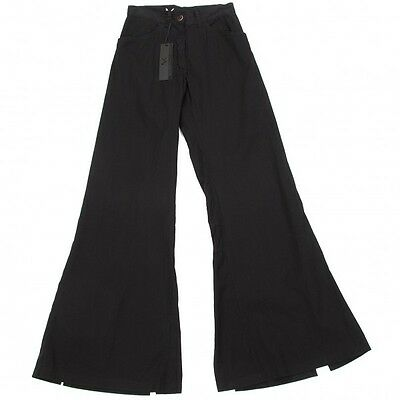 (SALE) ANDREW McKENZIE back cutting pants Size 38(K-23283)