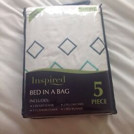 Bed in a bag (double)