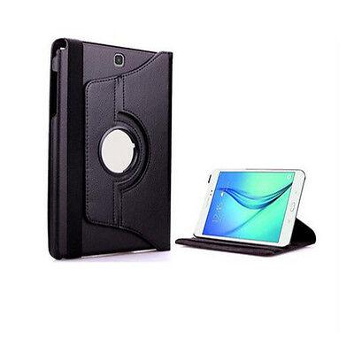 360° Tablet Tasche f Samsung Galaxy Tab A6 7.0 Zoll SM-T280 Schutz Hülle SCHWARZ ()