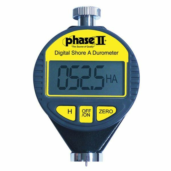 Phase II PHT-960 Shore A Digital Durometer