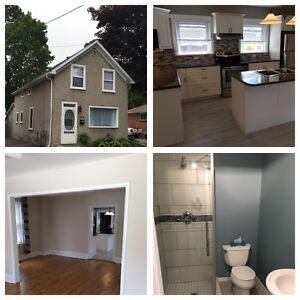 Renovated parks st home for rent