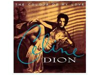 Celine Dion ‎– The Colour Of My Love - CD