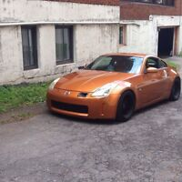 350z 2003 touring package