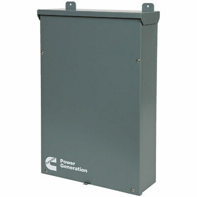 Cummins Ra-400-nse - 400-amp Outdoor Automatic Transfer Switch For Rsrx Gene...