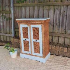 Small Shabby Chic Beach House Style Sideboard Cabinet Coogee Eastern Suburbs Preview