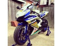Suzuki gsxr 600 dream machine paint job (worx) possible p/x