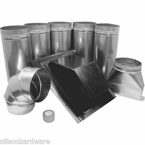 Range hood roof vent kit