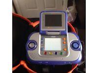 Vetch game console