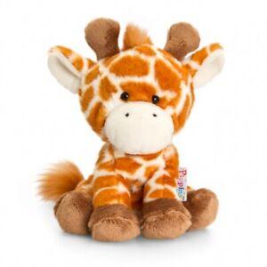 toutou girafe neuf mesure 9 pouces de haut