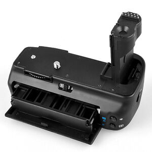 BATTERY GRIP FOR CANON EOS 20D/30D/40D/50D D-SLR BG-E2N Holder