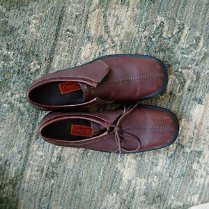 Cole Haan - Nike Air Country loafer 10.5 chocolate brown