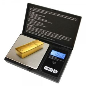 Digital Pocket Scale with 0.1g and 0.01g accuracy