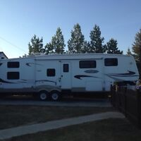 Montana '07  34'ft fifth wheel $23,500 obo