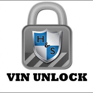 H&S Vin Unlocks and Trans Tunes