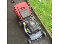 Mountfield rv150 petrol lawnmower