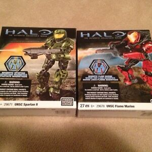 Halo - mega blocks - new in box Cambridge Kitchener Area image 1