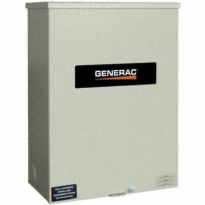 Generac 100-amp Automatic Smart Transfer Switch W Power Management Service ...