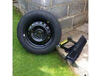 Kia Rio wheel