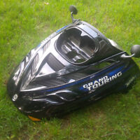 Ski-Doo ZX chassis parts 99 and newer