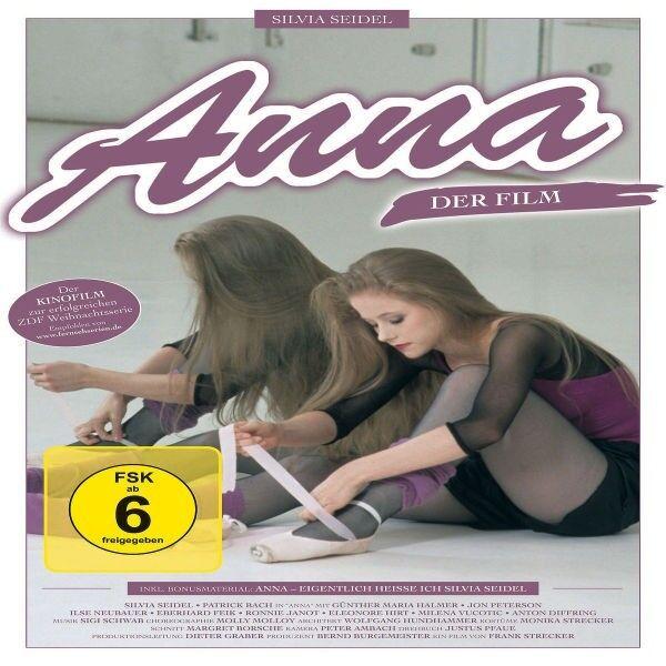 ANNA - DER FILM DVD ENDLICH AUF DVD ERHÄLTLICH NEU