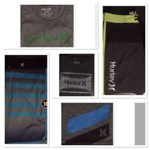 HURLEY Maillot De Bain / Chandail/ Camisole  10$ a 65$