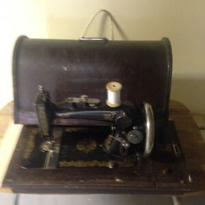a truly Antique Sewing Machine St. John's Newfoundland image 1