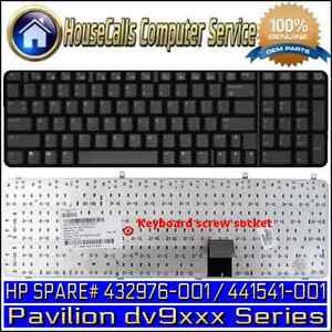 HP G50, HP G61 & HP dv9000 series Laptop keyboards from 19.98 Edmonton Edmonton Area image 2