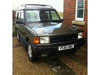 1996 Land Rover Discovery 300tdi Auto