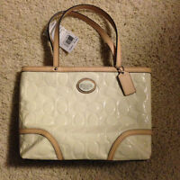 Authentic Coach New York Purse