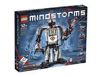 LEGO Mindstroms EV3 boxed pack factory seal