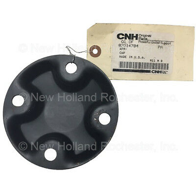 New Holland Cap Part 87014784 For Haytool 615 616 617 H6730 H6740 H6750 Discbine