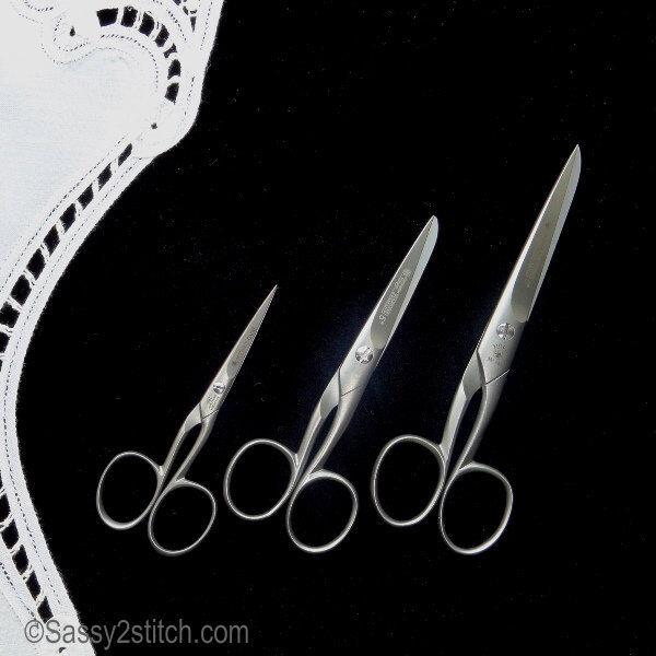DISCONTINUED DOVO Multi-Purpose Quilting, Sewing, Stitching  Scissors